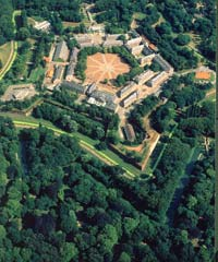 Citadelle in Lille